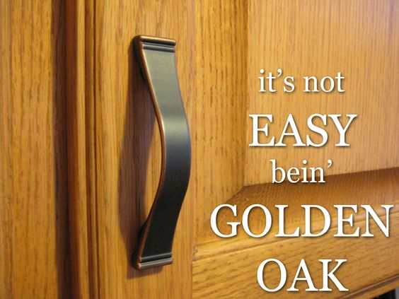 Oak Cabinets Nice And Colors On Pinterest