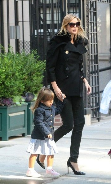 Ivanka Trump - Ivanka Trump Out with Her Two Kids