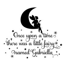 Once Upon A Time There Was A Little Princess Named...