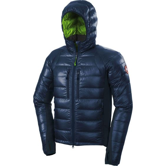how much do canada goose jackets weigh