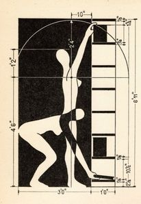 Architecture Ergonomics And Anthropometrics Education Id Pinterest Le Corbusier Tags