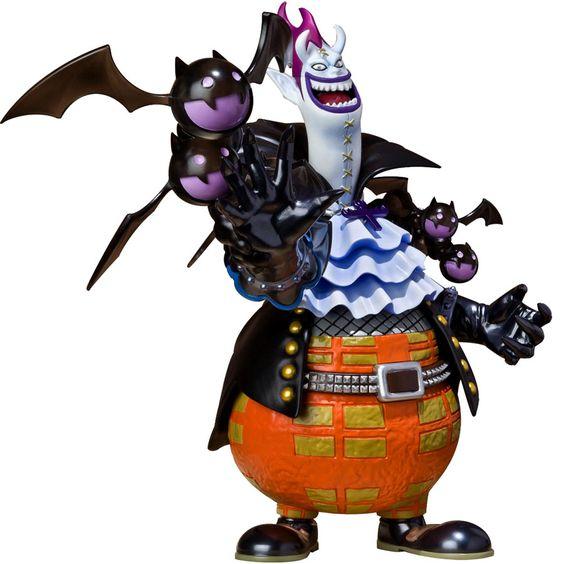 One Piece Gecko Moriah Action Figure