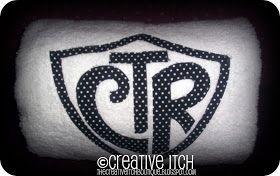 Creative Itch: CTR Towel