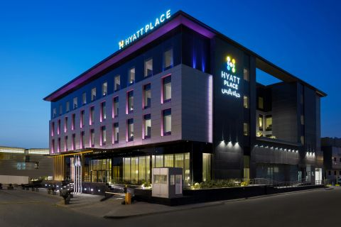 Hyatt Place Riyadh Al Sulaimania Officially Opens Its Doors Hotel Hotels And Resorts City Hotel