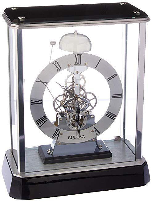 Bulova Vantage Tabletop Clock Review Tabletop Clocks Clock Shelf Clock