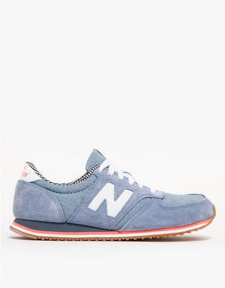 New Balance 420 Light Blue