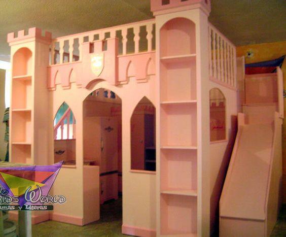 Camas infantiles de princesas en quer taro imagen 8 - Camas infantiles de princesas ...