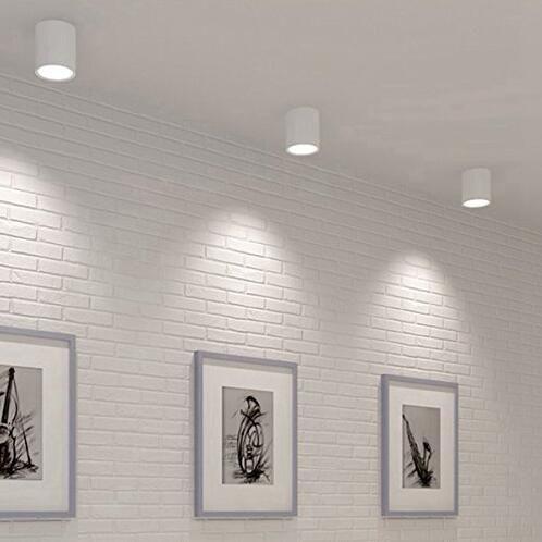 Wall Surface Mounted Downlight Wood Pendant Lamps Interior Lighting Downlights