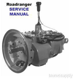 Roadranger Transmission Service Manual RTX Series Auto
