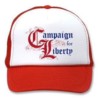 Campaign for Liberty Logo Red Hat