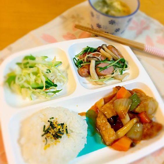 産休に入りゆっくりご飯を作れるようになりました。今しかないこの時間を大切にのんびり過ごそうと思います - 113件のもぐもぐ - 久しぶりの酢豚♪ by paraiba