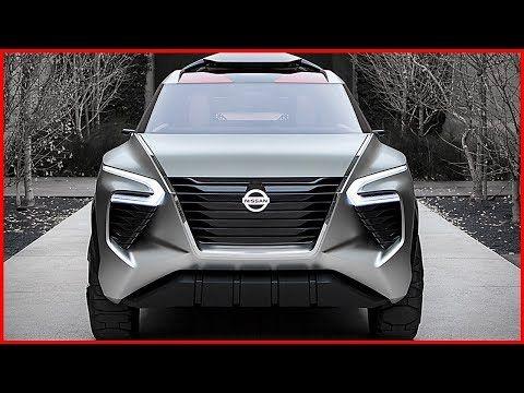 2020 Nissan X Crossmotion Suv Interior Exterior Youtube