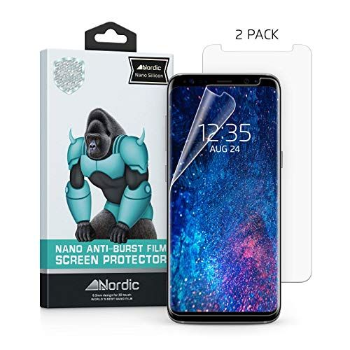 Galaxy S9 Plus Screen Protector Full Glue Fits With All Https Www Amazon Com Dp B07g7hdwdp Galaxy Tempered Glass Screen Protector Glass Screen Protector
