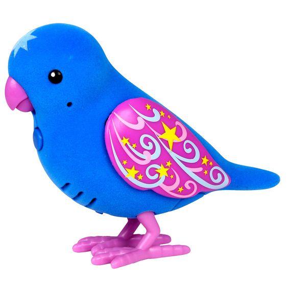 Birds Toys R Us : Little live pets single bird refill starshine toys