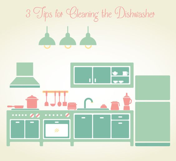 Dishwasher cleaning tips you won't want to miss.