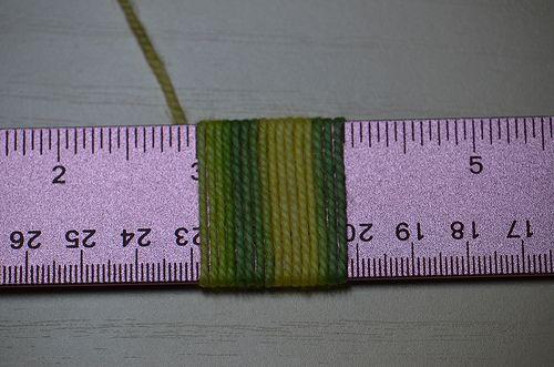 Weaving Calculations — Plain Weave on a Rigid Heddle Loom | Nerd Wars