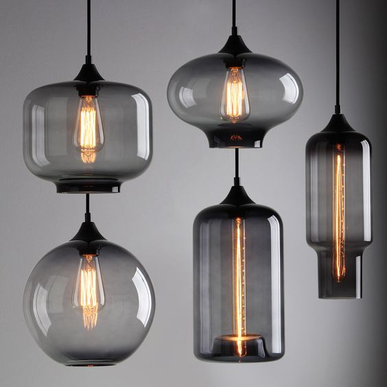 FLODEAUCOM - Handblown Glass Lighting by Rothschild Bickers 03 - licht f amp uuml r badezimmer
