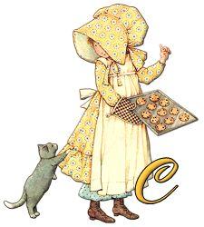 Alfabeto cocinando galletas. | Oh my Alfabetos!