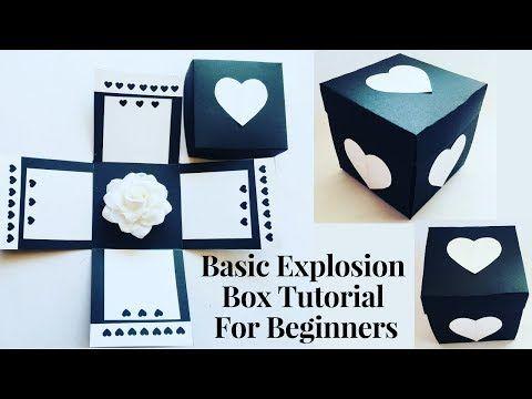 14+ Diy surprise explosion box instructions ideas