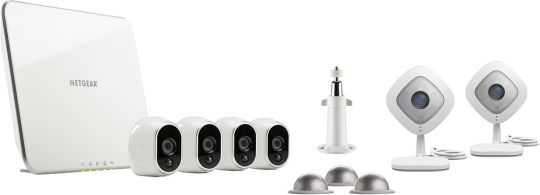 $100 OFF NETGEAR - Arlo 6-Camera Indoor and Outdoor Wireless Surveillance System - BESTBUY | Today Deals:   $100 OFF NETGEAR - Arlo 6-Camera Indoor and Outdoor Wireless Surveillance System - BESTBUY | Today Deals #TodayDeals #DailyDeals #DealoftheDay -  Netgear Arlo 6-Camera Indoor and Outdoor Wireless Surveillance System: 6 cameras; 110 viewing angle; 25 IR night vision; indoor and outdoor; wireless. Read customer reviews and find great deals on Electronics  Camera & Photo  Video…