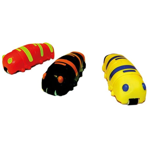 Magna Worm Toy Crazy Metal Climbing Bugs. Watch as they crawl realistically across clean flat surfaces. Then put them onto something metal to watch them climb to the top.