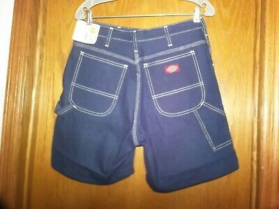 (Sponsored)eBay - NWT SZ 32 vtg Dickies Men Grunge Street Punk Skater Denim Carpenter Work Shorts