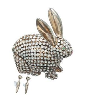 Lucky Brand Carrot & Rabbit Stud Earrings #accessories  #jewelry  #earrings  https://www.heeyy.com/suggests/lucky-brand-carrot-rabbit-stud-earrings-gold/