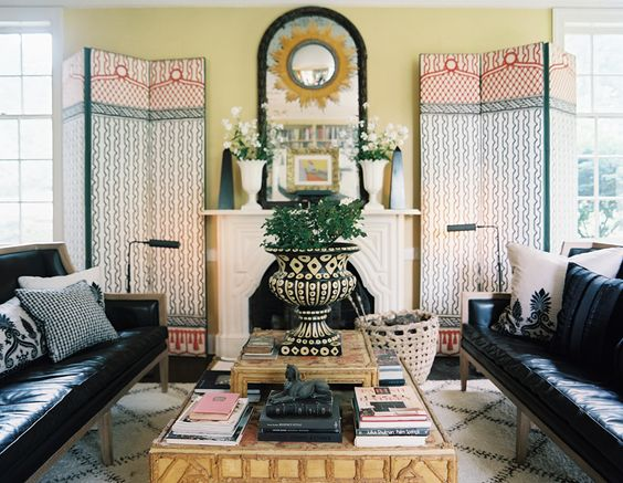 Photography by Patrick Cline; Interior Design by John Dransfield and Geoffrey Ross