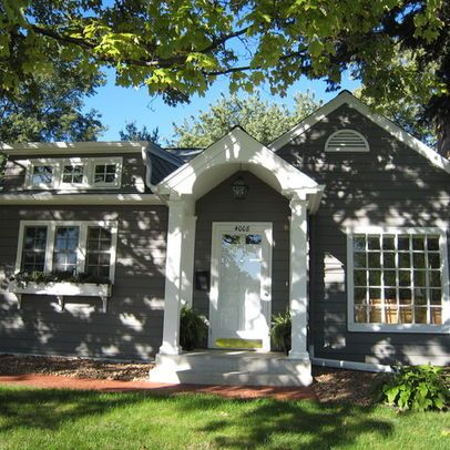Gauntlet gray house colors and colors on pinterest for Keystone grey sherwin williams exterior