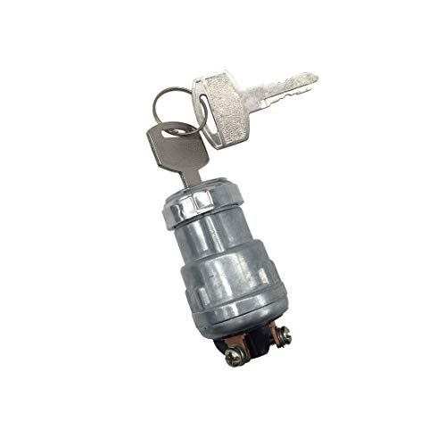 Universal Ignition Switch 3 Wire Engine Starter Switch For Car Tractor Forklift Motorcycle Truck Forklift Tractors Car