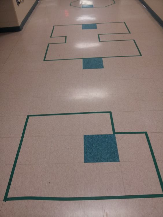 Different shapes the floor and the shape on pinterest for 100 floors 3rd floor