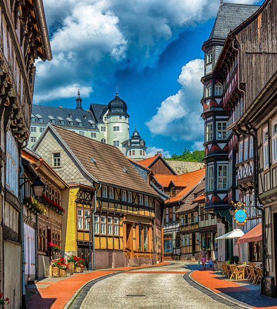 Stolberg (Harz), Sachsen-Anhalt, Germany