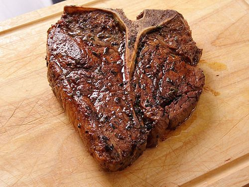 ... Guide to Pan-Seared Steaks | Dog names, Salts and Pan seared steak