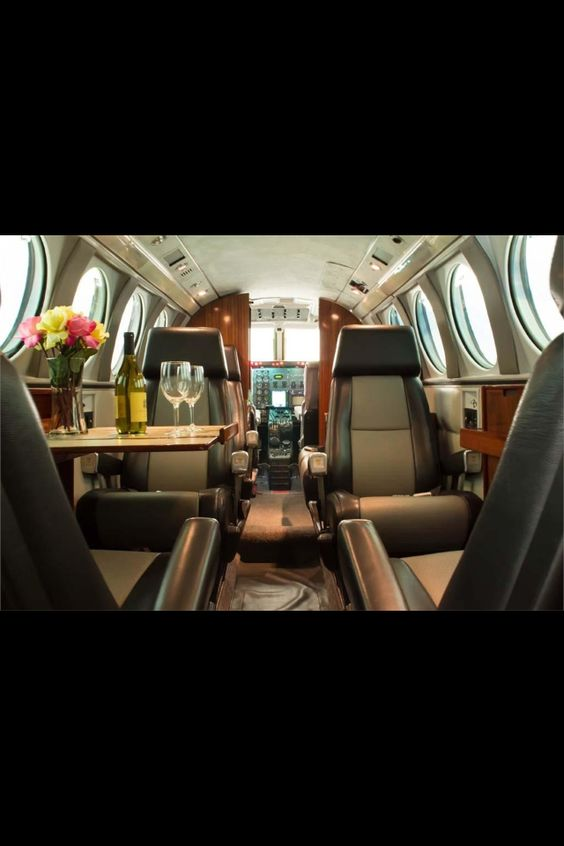 2005 Beechcraft King Air C90B interior Listings on PlaneBoard - expeditor resume