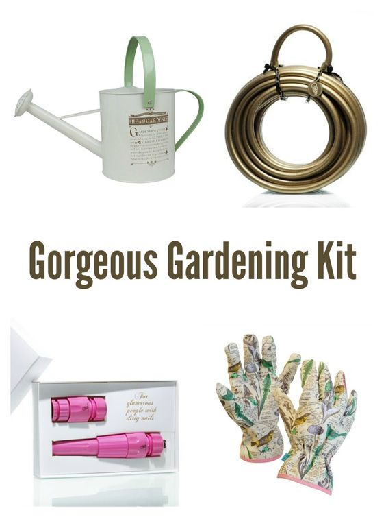 To be gardens and beautiful on pinterest for Gardening tools list 94