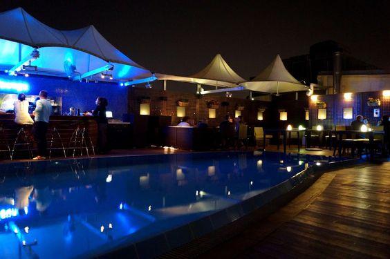 Melia Athens Hotel - Με φωτιζόμενο επιτραπέζιο εξοπλισμό ImagiLights - DIANA