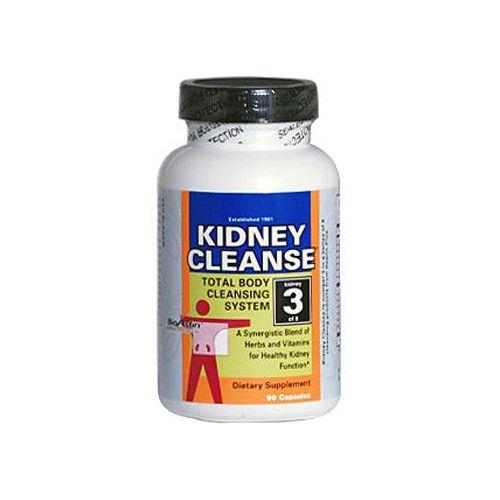 Health Plus Super Kidney Cleanse - 90 Capsules