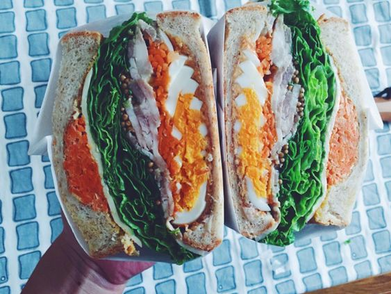 Sandwiches ordinaires: