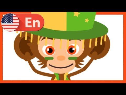 Cabeca Ombro Joelho E Pe Em Ingles Musica Infantil Hd