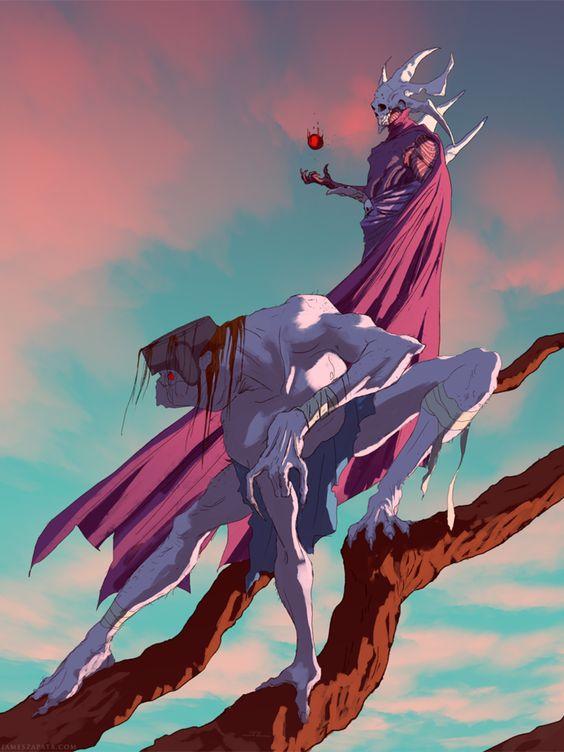 Warlock by jameszapata