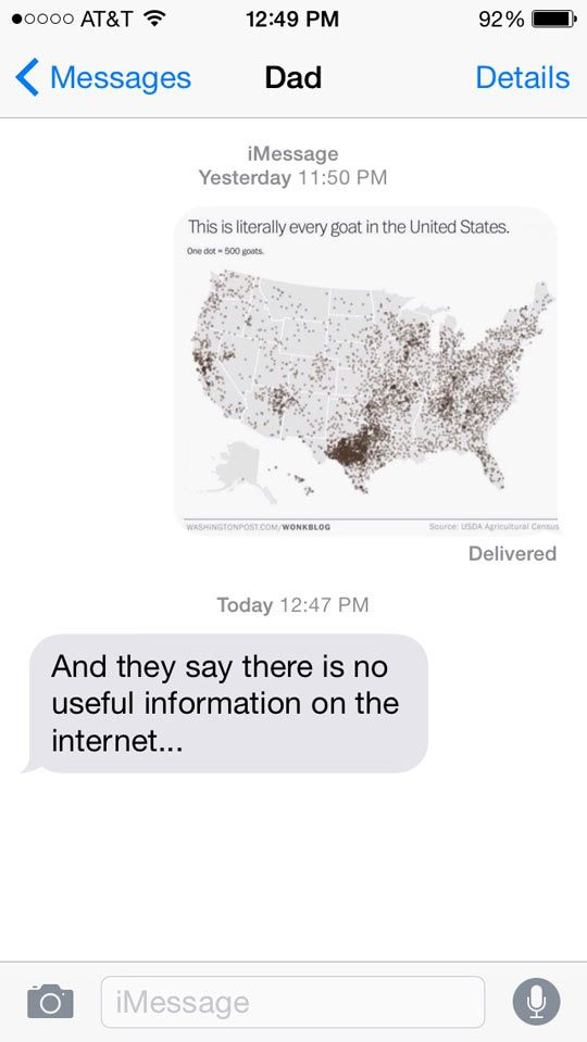 Thanks For Everything Internet