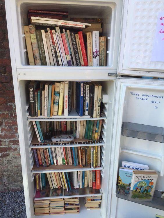 Boite à livres Sambreville