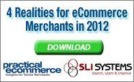 4 Realities for eCommerce Merchants in 2012