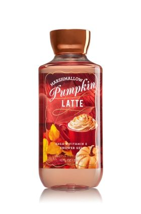 Image result for bath and body works pumpkin body wash