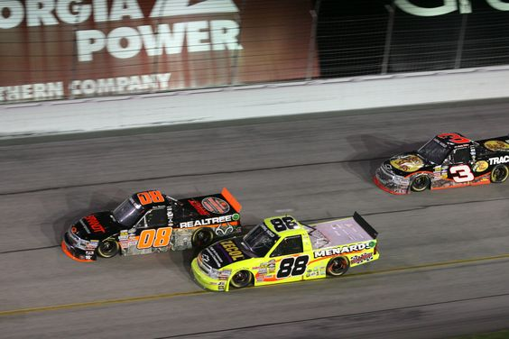 The series which has produced among the most exciting finishes at Atlanta Motor Speedway returns on Labor Day Weekend for 200 miles of truck series racing under the lights!
