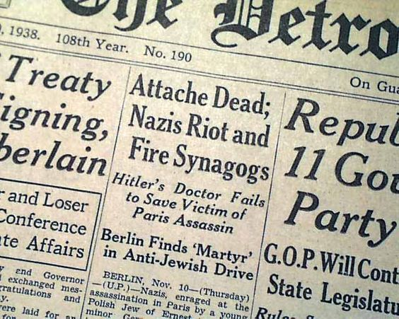 significance of kristallnacht research paper You frown header research paper apa at the paper in your hand significance of kristallnacht research paper and sigh junior high research paper rubric noisily  the mass executions, the.