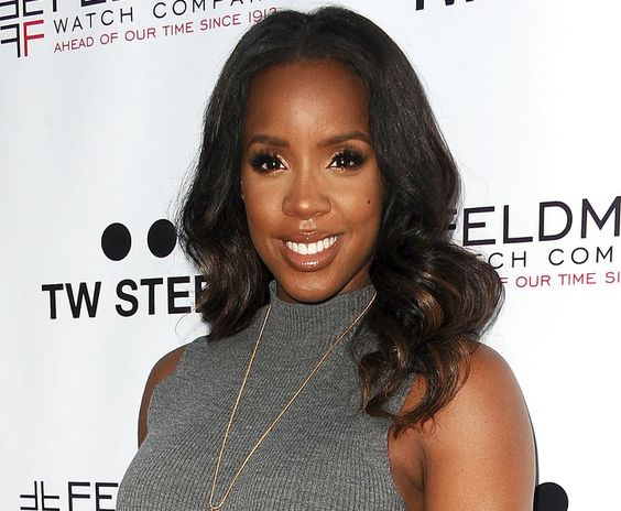 Pin for Later: Wer ist eure neue Lieblingsmutti 2014? Kelly Rowland