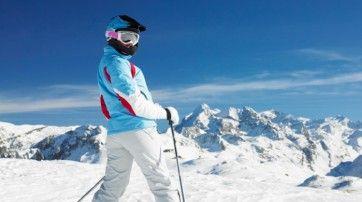 Butt-Sculpting Ski Workout