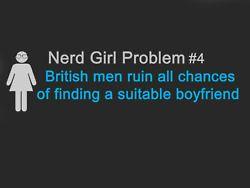 Nerd Girl Problem #4