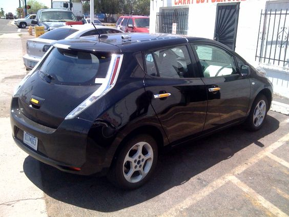 New Car 2015 Nissan Leaf Review - http://www.autobaltika.com/new-car-2015-nissan-leaf-review.html